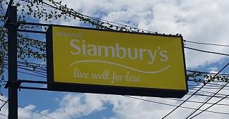 Siambury's, Soi Kho Noi. Pattaya