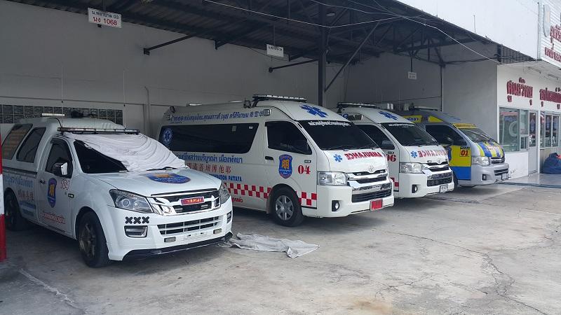 Sawang Boriboon Ambulances